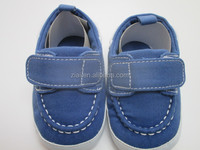 Baby caucal shoes canvas upper kid walker children shoes
