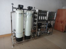 500LPH CE ISO9001 Reverse Osmosis System For Drinking Water Factory
