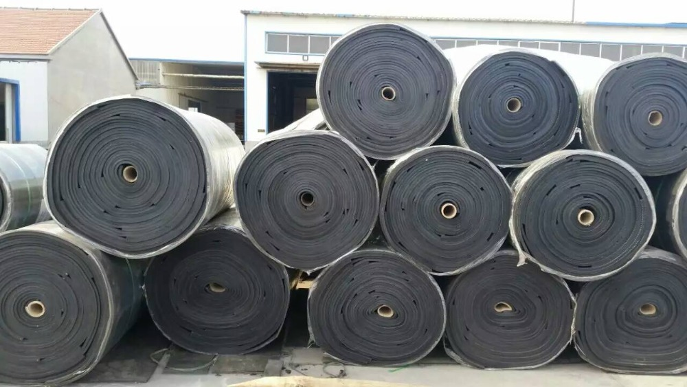 custom multi-function rubber roll sheet with low price