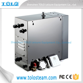 Wholesale steam shower parts for portable steam sauna room , water heaters electric