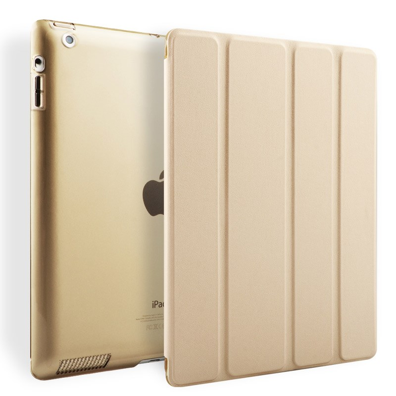 Hot Selling Original Leather Tablet Pc Case For Ipad Air ,For Ipad Air 2 Smart Cover