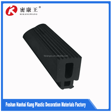 Domestic top rubber door sealing strip self-adhesive rubber roof flashing
