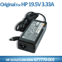 Original FOR HP 677770-003 19.5V 65W AC Power Adapter Charger
