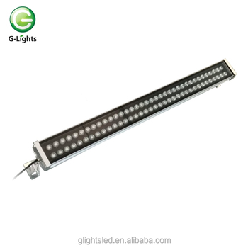 Outdoor IP65 led architectural lighting 36W wall washer light