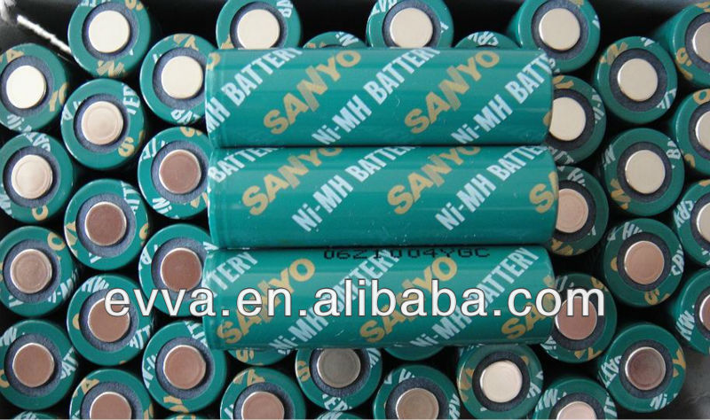 NI-MH Rechargeable AA for Sanyo HR-AAU Battery 1.2V 1650mAh