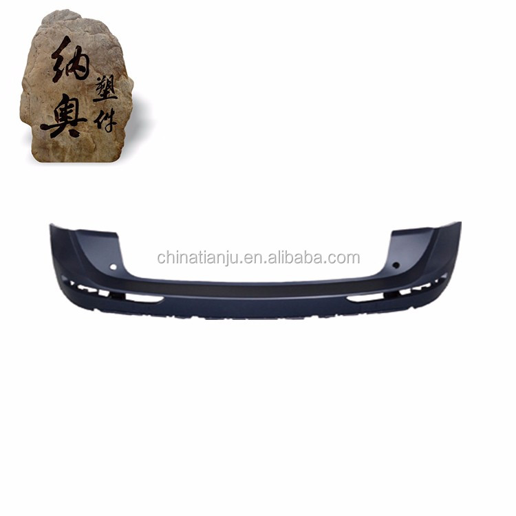New style carbon fiber rear bumper side diffuser for AUDI Q5 13 for wholesales