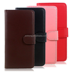 Handmade Leather Wallet Case For iPhone 6,For iPhone 6 Case