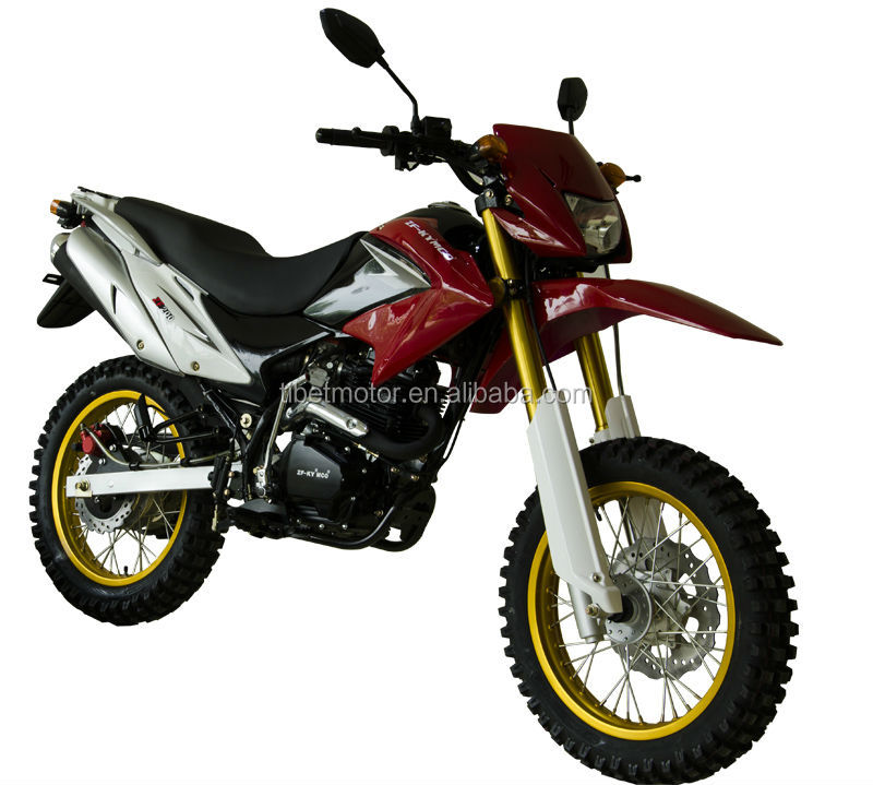 Off Road 250cc Motorcycle,250cc Dirt Bike For Sale Cheap ZF200GY-6