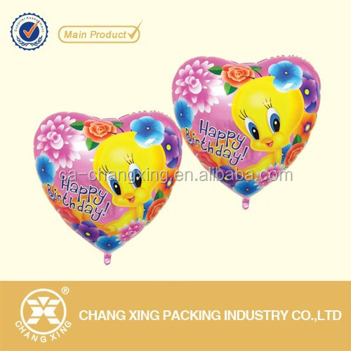 custom printed/ custom shape foil balloon/mylar balloon