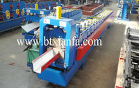 Gutter Metal Shape Galvanized Color Steel Roll Forming Machine