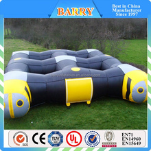 Outdoor sport Fun Large inflatable laser tag arena maze for sale