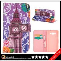 Keno Flip Covers Mobile Phone Cases For Samsung GALAXY Grand Prime / G530 Case Wallet Leather