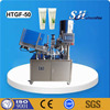 China manufacture plastic tube filling sealing machine/automatic cosmetic tube packing equipment