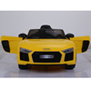 2017 Newest Licensed Audi R8 kids electric ride on car for sale