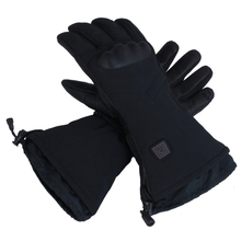 Battery Operated Heated Electric Waterproof Motorcycle Gloves
