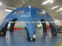 inflatable soccer tent