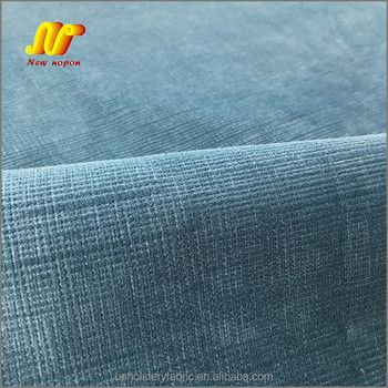 Factory Supplier Microfiber Embossed Velvet Upholstery Fabric