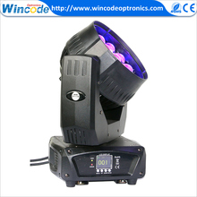 19X12W RGBW 4 IN 1 AURA LED MOVING HEAD LIGHT WITH ZOOM MADE IN CHINA