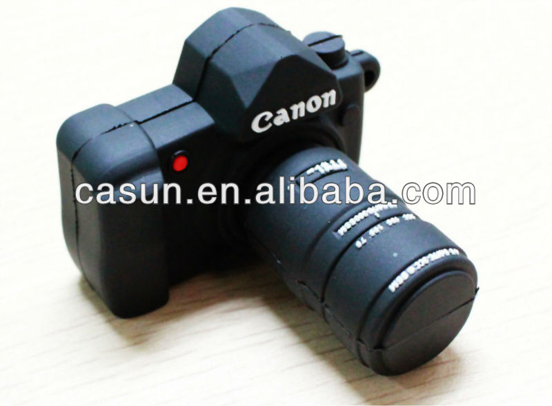promotional gift camera shaped usb flash drive