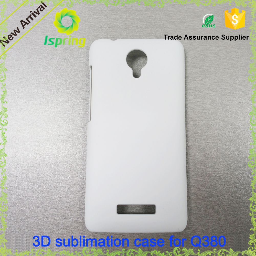 NEW for micromax Q380 a106 A110 a116 A117 sublimation 3d blank case