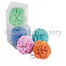 Promotional soft natural bath sponge&foam bath shower sponge&back washing bath sponge
