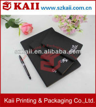 2016 custom dairy notebook manufacture