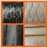 polyester spandex hexagonal wire mesh/hexagonal wire netting/chicken wire mesh(factory)