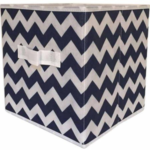 Storage Boxes & Bins Type and Fabric Material storage cube organizer