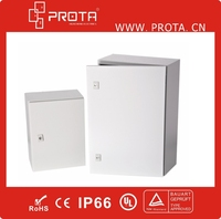 IP66 Waterproof Electric Metal Distribution Box