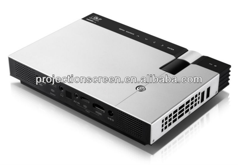 New projector with Compute,laser,keyboard,HDMI,USB,3D