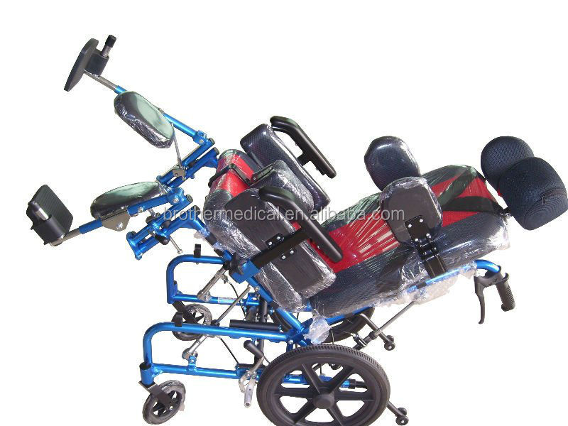 cerebral palsy wheelchair for children and adult size , factory price