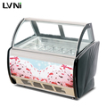 LVNI GHK-V10 ice cream freezer mini ice cream display freezer freezer ice cream display