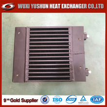aluminum car oil cooler / motorcycle oil cooler radiator