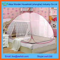 foldable stainless steel mosquito net for double bed