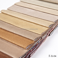waterproof micro faux suede fabric for sofa/backed suede fabric