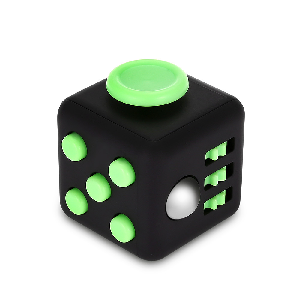 wholesale promotion gift new Stock Audlt finger infinity cubes Toys edc creative promotion fidget cube