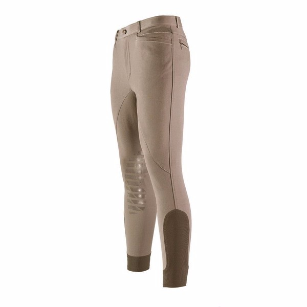 knee silicone horse riding breeches equestrian jodhpurs clothing