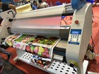 160cm Automatic Cold Laminator, Cold Roll to Roll Laminator for photo paper