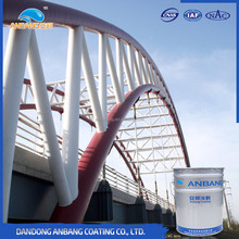 AB362G fast drying cathodic protection epoxy high zinc content paint primer