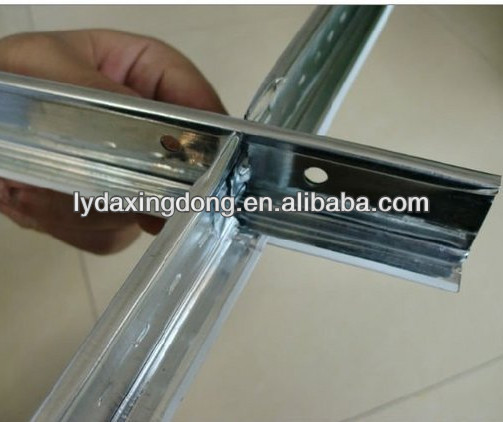 suspended ceiling t runners/main runner/cross tee runner