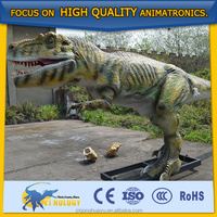 Dinosaur information for kids walking Allosaurus Halloween Costume Electronic dinosaur Christmas dinosaur