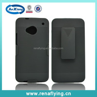2015 hot products carbon fiber backup cover mobile phone case for htc one m7