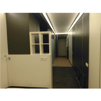 Prefab LGS Steel frame modular Container motel Building