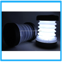 Portable LED Camping Light Solar Panel Camping Lantern Foldable Camping LED Light