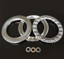 Large Size OEM steel Ball Type thrust ball bearing