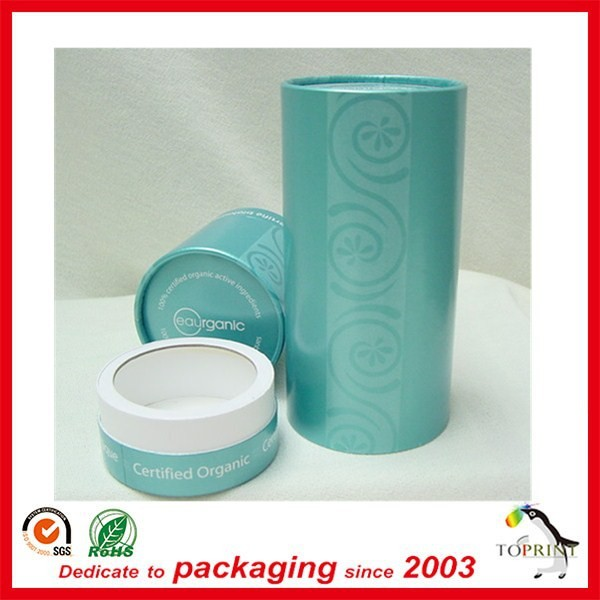 Custom round shape large paper tube recycled paper tube for fabric rolling at lowest price