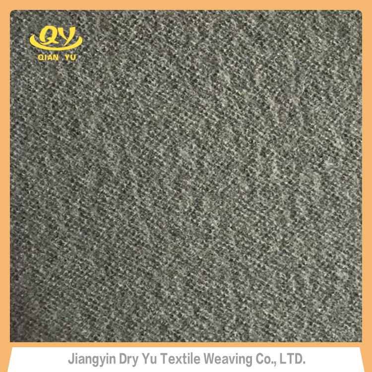 QY-502 wholesale oem china 100% worsted merino plain wool fabric military