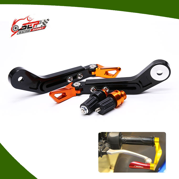 Universal Brake Clutch Lever Protector CNC Lever Guard for motor Z800 Z1000 Z125 RC-150 MT-09 MT-07