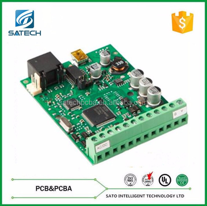 LCD tv pcb board,wifi signal booster pcb,solar power bank pcb