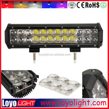 24000 lumen 42 led off road driving light bars 3W led osram bar